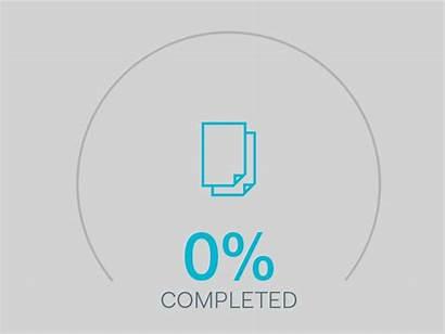 Progress Bar Complete Icon Dribbble Lee Tweet