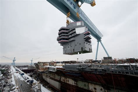 Some Pictures and Video of USS Gerald Ford (CVN 78) - The ...
