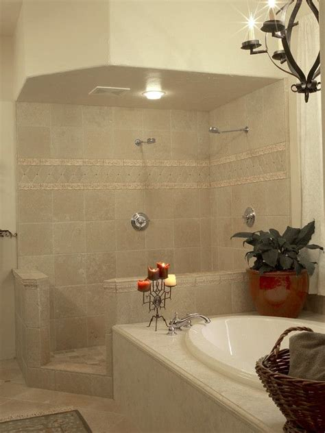 open shower bathroom design pin by kitty on feathering the nest pinterest