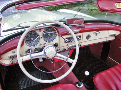 Mercedes Benz 190sl Oldtimer Benztuning