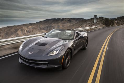 chevrolet corvette stingray convertible  drive