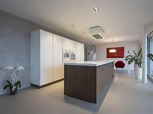 Wand14 fusion puristische wohn und arbeitsbereiche farbrat for Fu bodenbelag küche