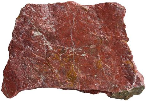 what color is hematite chert sedimentary rocks