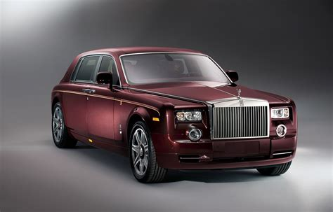 2012 Rolls Royce Phantom Year Of The Dragon Colletion