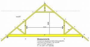 how to build trusses building the trusses build attic With 40 ft truss plans