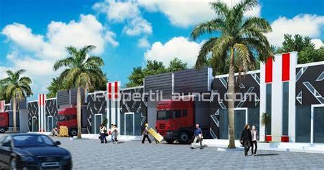 gudang warehouse pintar olympic development  sentul bogor properti  launching