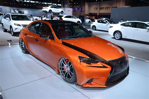 custom lexus custom stanced lexus is shows up at 2014 chicago live