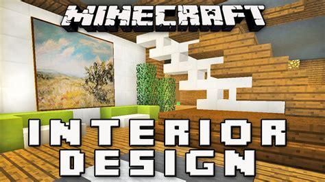 build homes interior design minecraft tutorial how to a modern interior house