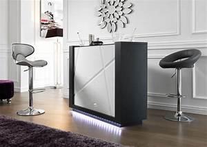 Meuble Bar Salon : meuble de bar moderne ~ Teatrodelosmanantiales.com Idées de Décoration