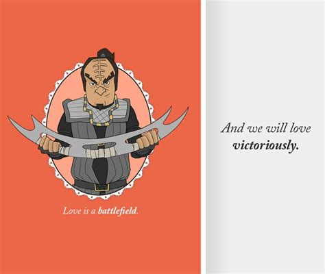 Klingon Valentine S Day Cards Perhaps Today Is Good Day To Write Technabob