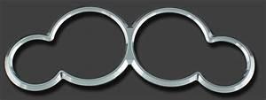 Compteur 206 Hdi : cerclage de compteur chrome pour peugeot 206 cc sw hdi s16 rc ~ Melissatoandfro.com Idées de Décoration