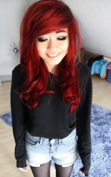 teenage hairstyles