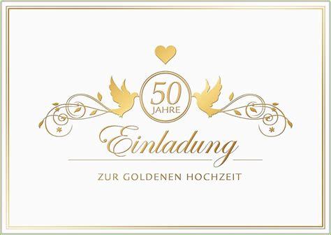 einladungskarten goldene hochzeit vorlagen erstaunliche