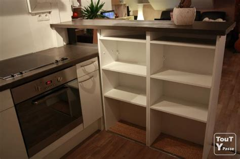 meuble cuisine bar meubles bas cuisine bar nancy 54000