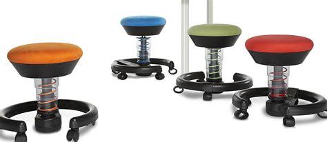 siege assis debout chaise de bureau ergonomique pour enfant à découvrir