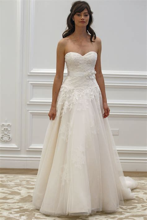 strapless wedding dresses wedding gowns