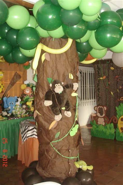 545 Best Images About Parties Jungle  Safari  Zoo On