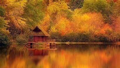 Autumn Landscape Summer Wallpapers Indian Fall Nature