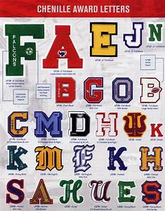 chenille letters perm award sinking spring pa With chenille letters and patches