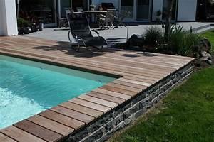 Pool Mit Holz : best holzumrandung pool selber bauen gallery ~ Orissabook.com Haus und Dekorationen