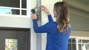 How To Install An Outdoor Wireless Camera