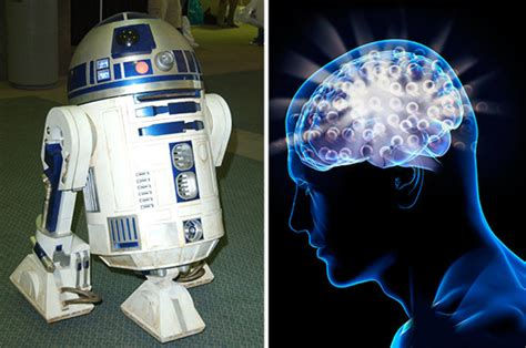 Star Wars-style Ai Robots That 'understand Human Thinking