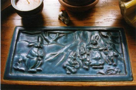 Pewabic Pottery Corvette Tile by 34 Best Images About Pewabic Tile On Handmade