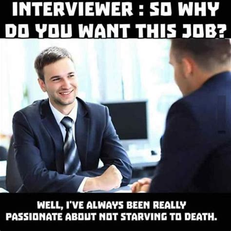 Interview Meme - 10 fresh job interview memes today you re hired loldamn com