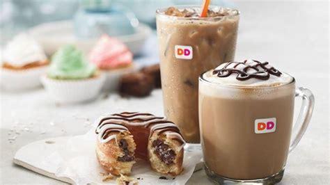 Glazed, glazed chocolate, jelly, powdered sugar, cinnamon, blueberry glaze. Dunkin Donuts Iced Coffee Flavors Secret Menu en 2020