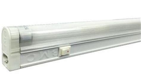 montagebalk len t5 tl armatuur kap en schakelaar 21 watt 4000k