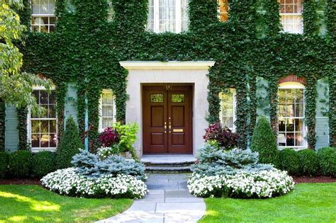 cheap landscaping ideas for front of house stunning ideas