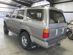 Used Parts 1995 Toyota 4runnewr Sr5 4x4 3 0l 3vze V6
