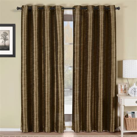geneva multilayer energy savings blackout grommet curtain