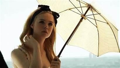 Elle Fanning Teen Shoot Vogue Rapunzel Boobs