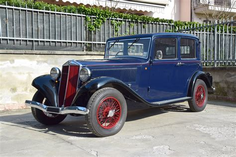 Image Gallery 1934 Lancia