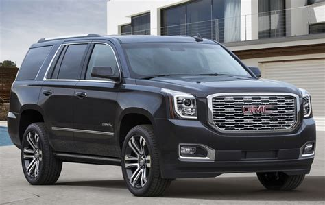 2019 Gmc Msrp by 2019 Gmc Yukon Msrp Review