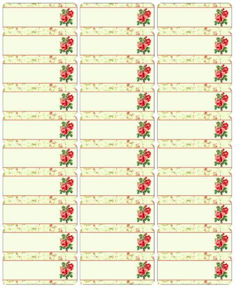 free printable address label templates free vintage label printables by birdsell worldlabel