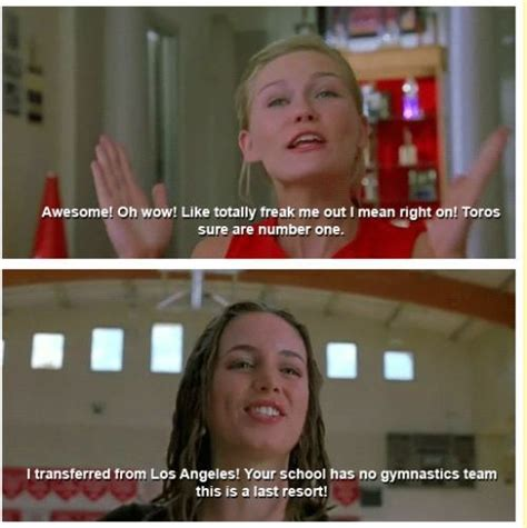 Bring It On Movie Meme - funny gymnastics quotes tumblr image quotes at hippoquotes com
