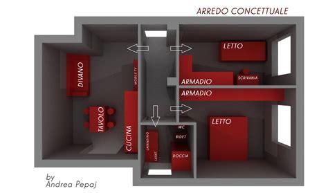 Appartamento 50 Mq by Trilocale In 50 Mq Ristruttura Interni
