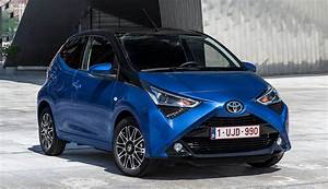 Toyota Aygo K U00f6nnte Als Elektroauto Kommen