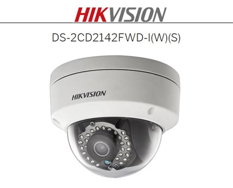 hikvision 4mp wdr fixed dome network ds 2cd2142fwd i w s valvontakamerat tallentimet