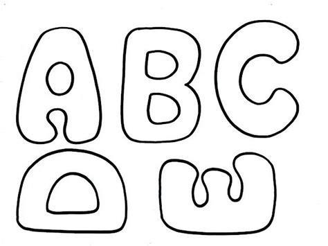 letras para mural grandes imagui letras para decorar alphabet templates lettering e