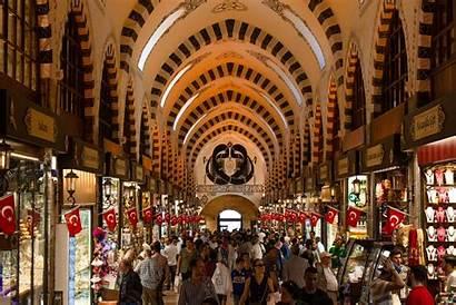 Istanbul Market Spice Bazaar Grand Egyptian Mısır