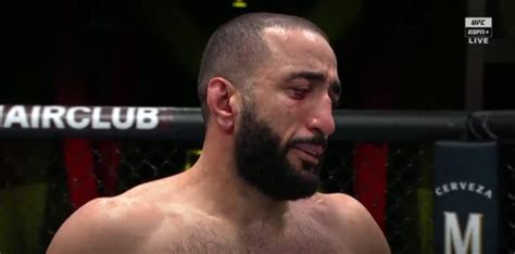 Belal muhammed suffered a horrific looking eye poke from leon edwards at ufc fight night vegas and was unable to see in the octagon. UFC News & MMA News, Results & Exclusives | LowKickMMA