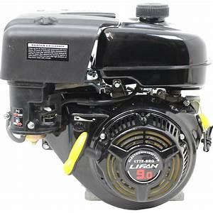 Briggs  U0026 Stratton 10 5 Hp Vertical Ohv Engine