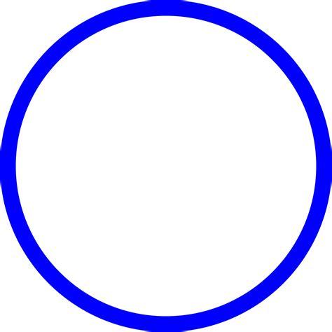 Circle Clipart Blue Circle Clipart Clipart Suggest