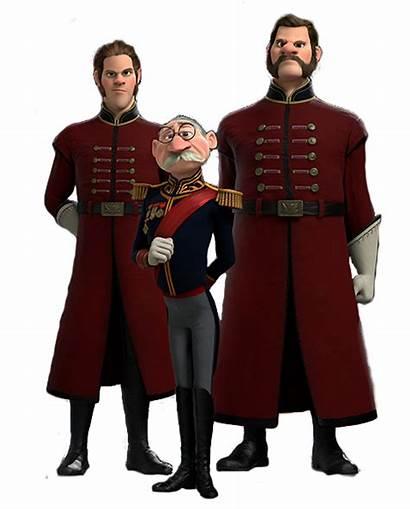 Frozen Disney Duke Weselton Villains Wikia Guardaespaldas