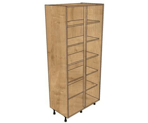 1200 Shelved Cabinets For Full Door (2150mm High) Bestq