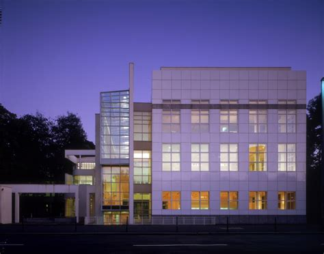 museum for the decorative arts richard meier partners architects