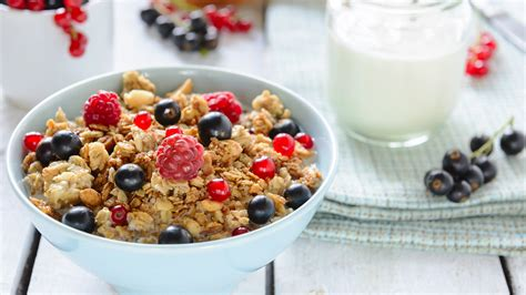 the healthiest breakfast cereals what to look for